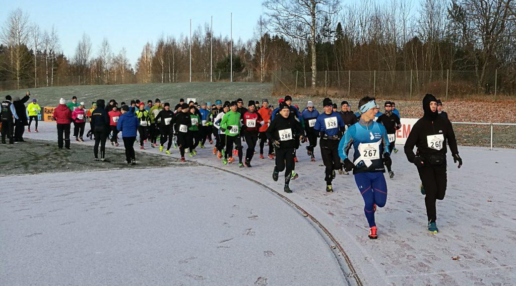 Maratonin lähtö